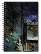 Ambivalence Spiral Notebook