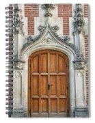 Amboise Door Spiral Notebook