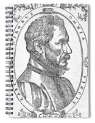 Ambroise Pare, French Surgeon, 1561 Spiral Notebook