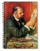 Ambroise Vollard 1908 Spiral Notebook