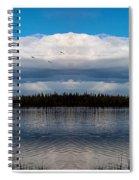 America The Beautiful 2 - Alaska Spiral Notebook