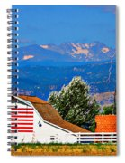America The Beautiful Spiral Notebook