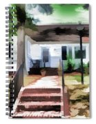 American Beautiful House Spiral Notebook