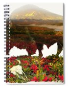 American Buffalo Spiral Notebook