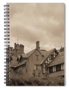 American Castle Spiral Notebook