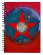 American Chinoiserie Cat Spiral Notebook