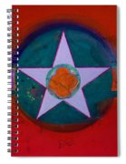 American Chinoiserie Spiral Notebook