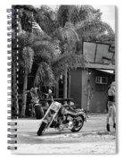 American Classic Spiral Notebook