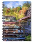 American Dodge Spiral Notebook