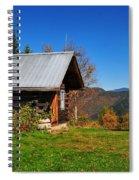 American Dream Spiral Notebook