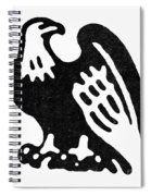 American Eagle, 1854 Spiral Notebook