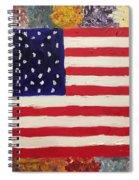American Elegy Spiral Notebook
