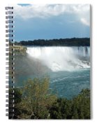 American Falls 1 Spiral Notebook