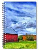 American Farmer Spiral Notebook