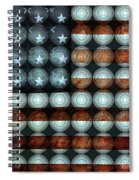 American Flag Creative Spiral Notebook