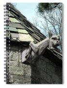 American Gargoyle Spiral Notebook
