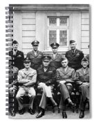 American Generals Wwii  Spiral Notebook