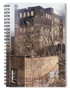 American Ghetto - The South Bronx In New York City Spiral Notebook