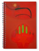 American Hawk Spiral Notebook