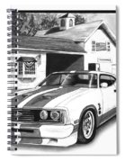 American Heartland Spiral Notebook