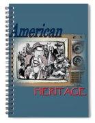 American Heritage Spiral Notebook