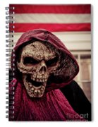 American Horror Story Spiral Notebook