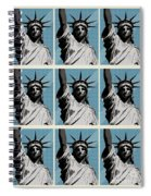 American Liberty Spiral Notebook