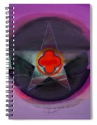 American Lilac Spiral Notebook