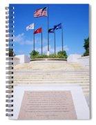 American Memorial Park Spiral Notebook