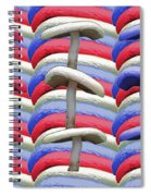 American Mushrooms Spiral Notebook