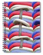 American Mushrooms Spiral Notebook