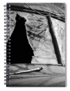 American Outlaw Spiral Notebook
