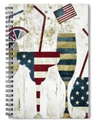 American Party Spiral Notebook