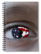American Proud - Stars And Stripes Forever Spiral Notebook