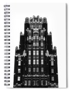 American Radiator Building Spiral Notebook