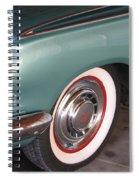 American Rambler Spiral Notebook