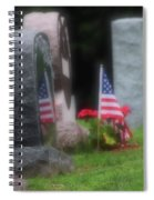 American Reflections Spiral Notebook