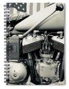 American Ride Spiral Notebook