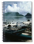 American Samoa Spiral Notebook