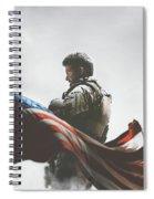 American Sniper 2014 Spiral Notebook