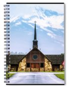 American Soldiers Chapel Spiral Notebook