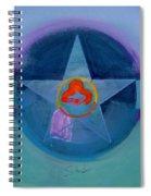 American Spiritual Spiral Notebook
