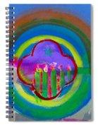 American Spring Spiral Notebook