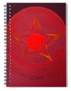 American Sun Spiral Notebook