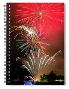 American Textures #34 Spiral Notebook