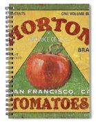American Veggies 2 Spiral Notebook