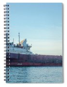 American Victory Off Saint Clair Spiral Notebook