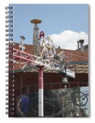 American Visionary Art Museum In Baltimore Spiral Notebook