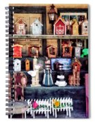 Americana For Sale Spiral Notebook