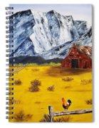 Americana - Plains Of Colorado Spiral Notebook
